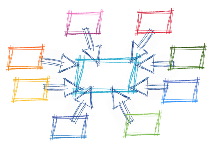 Rectangle network